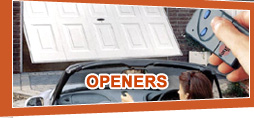 Hayward Garage Door Services opener services.